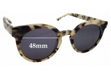 Sunglass Fix Replacement Lenses for Komono The Lulu - 48mm Wide