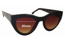 Komono The Phoenix Replacement Sunglass Lenses - 48mm Wide