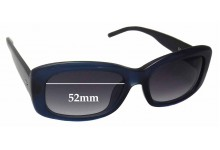 Lacoste L665S Replacement Sunglass Lenses - 52mm wide