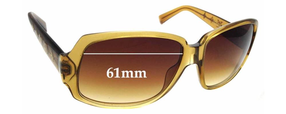 9eadd85ce8 Sunglass Fix Replacement Lenses for Louis Vuitton Z0025W - 61mm wide ...