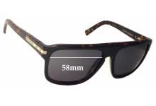 Louis Vuitton Z0603W Replacement Sunglass Lenses - 58mm wide