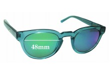 Main + Central Tuesday Replacement Sunglass Lenses  - 48mm wide