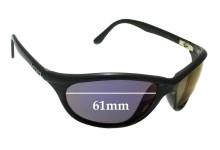 Mako Heat 9485 Replacement Sunglass Lenses - 61mm Wide