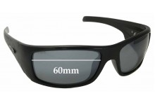 Mako 9578 Indestructible Replacement Sunglass Lenses - 60mm Wide