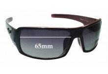 Mangrove Jacks Marlin Replacement Sunglass Lenses - 65mm Wide