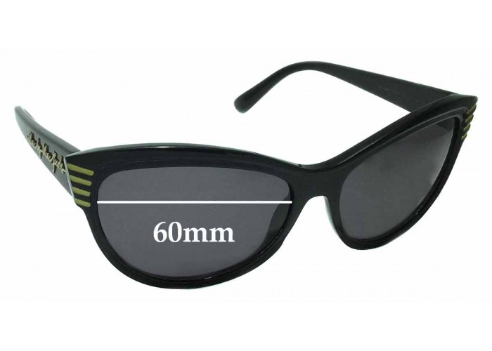 Fuse Lenses Polarized Replacement Lenses for Marc Jacobs MMJ J-P-S