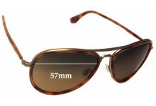 Sunglass Fix Replacement Lenses for Maui Jim Honomanu MJ260 - 57mm Wide