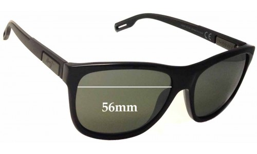 Maui Jim Howzit MJ734 Replacement Sunglass Lenses - 56mm wide