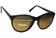 712d941e82db Maui Jim MJ704 Mannikin Replacement Sunglass Lenses - 54mm Wide