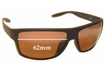 a8f0bad518 Sunglass Fix Replacement Lenses for Maui Jim MJ528 Pohaku MP-BG - 62mm Wide