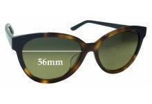 Maui Jim MJ725 Sunshine STG-SG Replacement Sunglass Lenses - 56mm wide