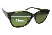 Maui Jim MJ732 Summer Time STG-SG Replacement Sunglass Lenses - 54mm Wide