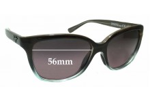 Maui Jim MJ744 Starfish STG-SG Replacement Sunglass Lenses - 56mm wide