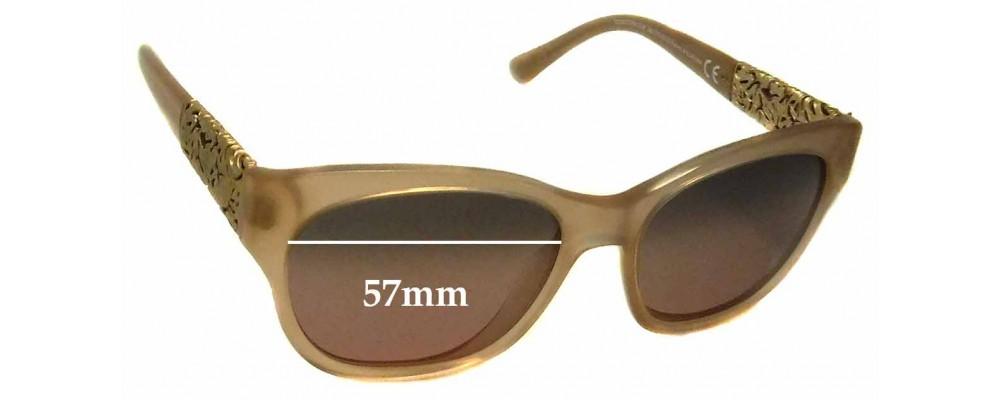Maui Jim MJ747 Monstera Leaf Replacement Sunglass Lenses - 57mm Wide