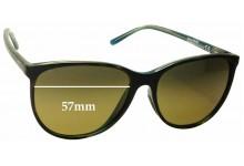 Maui Jim MJ723 Ocean Replacement Sunglass Lenses - 57mm Wide