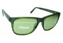 Maui Jim Tail Slide STG-BG MJ740 Replacement Sunglass Lenses - 54mm Wide