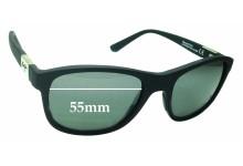 Maui Jim Wakea STG-BG MJ745 Replacement Sunglass Lenses - 55mm Wide