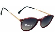 Menrad MOD 213 Replacement Sunglass Lenses - 52mm wide