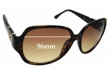 Sunglass Fix Replacement Lenses for Michael Kors Grayson M2777S - 56mm wide