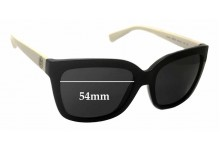 Michael Kors Sandestin MK6016 Replacement Sunglass Lenses - 54mm wide