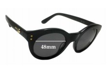 Mimco Pablo Replacement Sunglass Lenses - 48mm wide