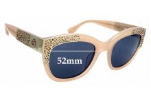 Sunglass Fix Replacement Lenses for Mimco Seeker - 52mm wide
