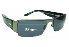 Sunglass Fix Replacement Lenses for Morrissey Urbane - 58mm wide