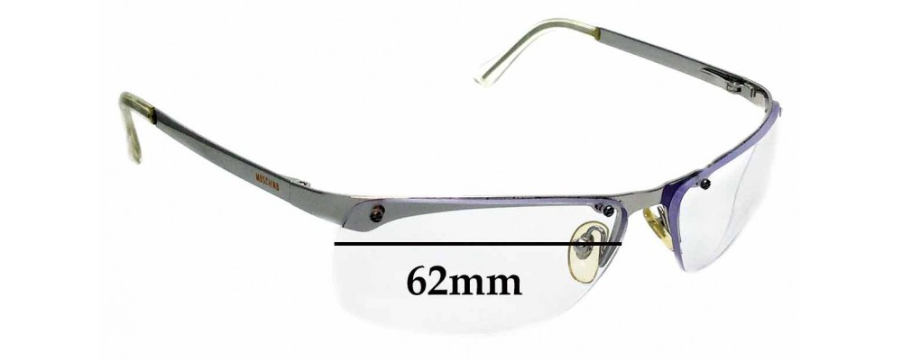 7345f864031f Moschino M3155-SReplacement Lenses 51mm Wide by The Sunglass Fix™