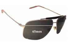 Mosley Tribes Dunn Replacement Sunglass Lenses - 65mm Wide