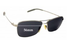 Mosley Tribes Aviatrix Replacement Sunglass Lenses - 56mm Wide
