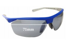 Sunglass Fix Replacement Lenses for Nike Tailwind 12 EVO657- 71mm wide