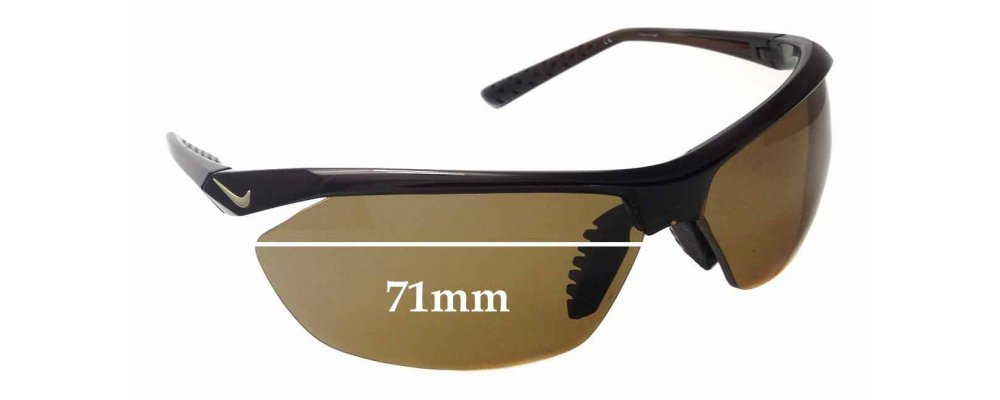 4bdf34368ca1 Nike Tailwind EVO0752 Replacement Lenses 63mm by The Sunglass Fix™
