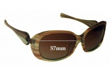 Oakley Dangerous Replacement Sunglass Lenses - 57mm Wide
