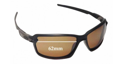 Oakley Carbon Shift OO9302 Replacement Lenses 62mm by The ...