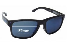 Oakley OO2038 Holbrook LX Replacement Sunglass Lenses - 57mm wide