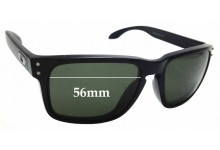 Sunglass Fix Replacement Lenses for Oakley Holbrook OO9244 - 56mm Wide