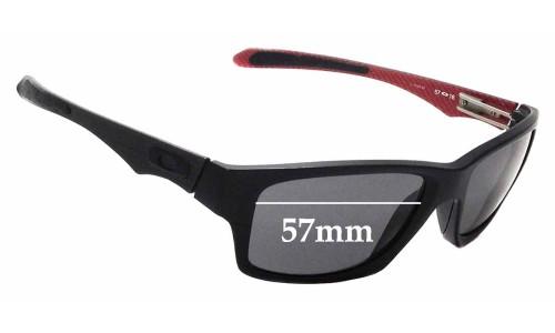 Sunglass Fix Replacement Lenses for Oakley Jupiter Factory Lite - 57mm wide