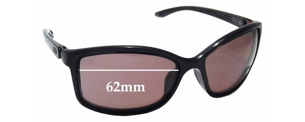 29c9c48cb8 Oakley Step Up OO9292 Replacement Sunglass Lenses - 62mm wide