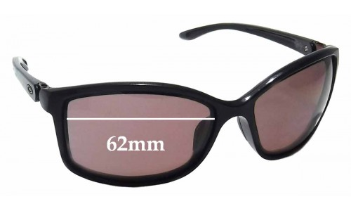 Oakley Step Up OO9292 Replacement Sunglass Lenses - 62mm wide