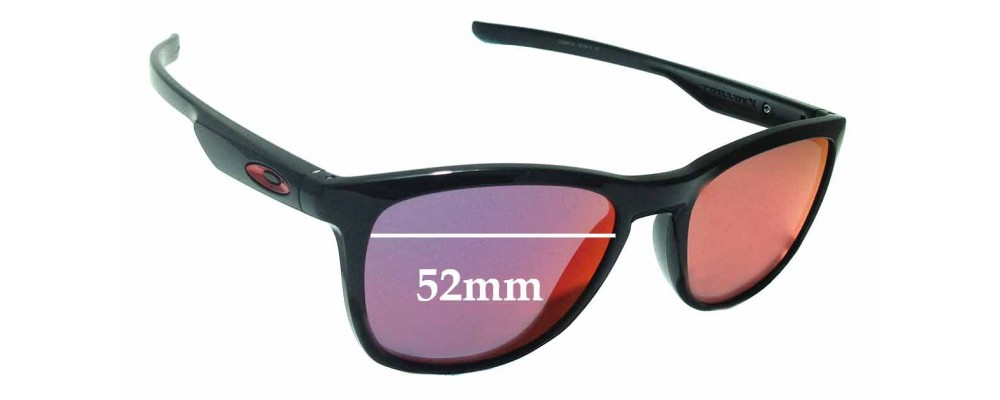4208dd1481 Oakley Trillbe X OO9340 Replacement Lenses 60mm by The Sunglass Fix®