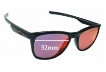 Oakley Trillbe X OO9340 Replacement Sunglass Lenses - 52mm wide