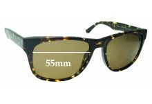 Sunglass Fix Replacement Lenses for Otis Modern Theory - 55mm wide