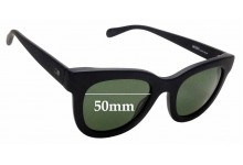 Sunglass Fix Replacement Lenses for Otis Mona - 50mm wide