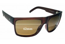 Otis Road Trippin Replacement Sunglass Lenses - 62mm wide