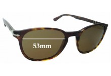 Sunglass Fix Replacement Lenses for Persol 3148-S - 53mm Wide