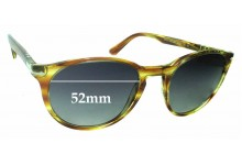 Sunglass Fix Replacement Lenses for Persol 3152-S - 52mm Wide