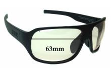 Poc Do Flow Replacement Sunglass Lenses - 63mm wide