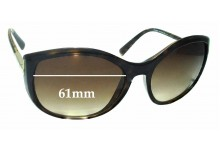 Sunglass Fix Replacement Lenses for Prada SPR 09N - 61mm wide
