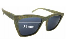 Sunglass Fix New Replacement Lenses for Prism Sydney - 54mm Wide