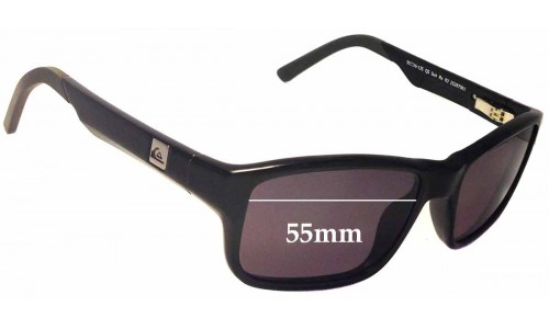 Quiksilver QS Sun Rx 03 Specsavers Replacement Sunglass Lenses - 55mm wide